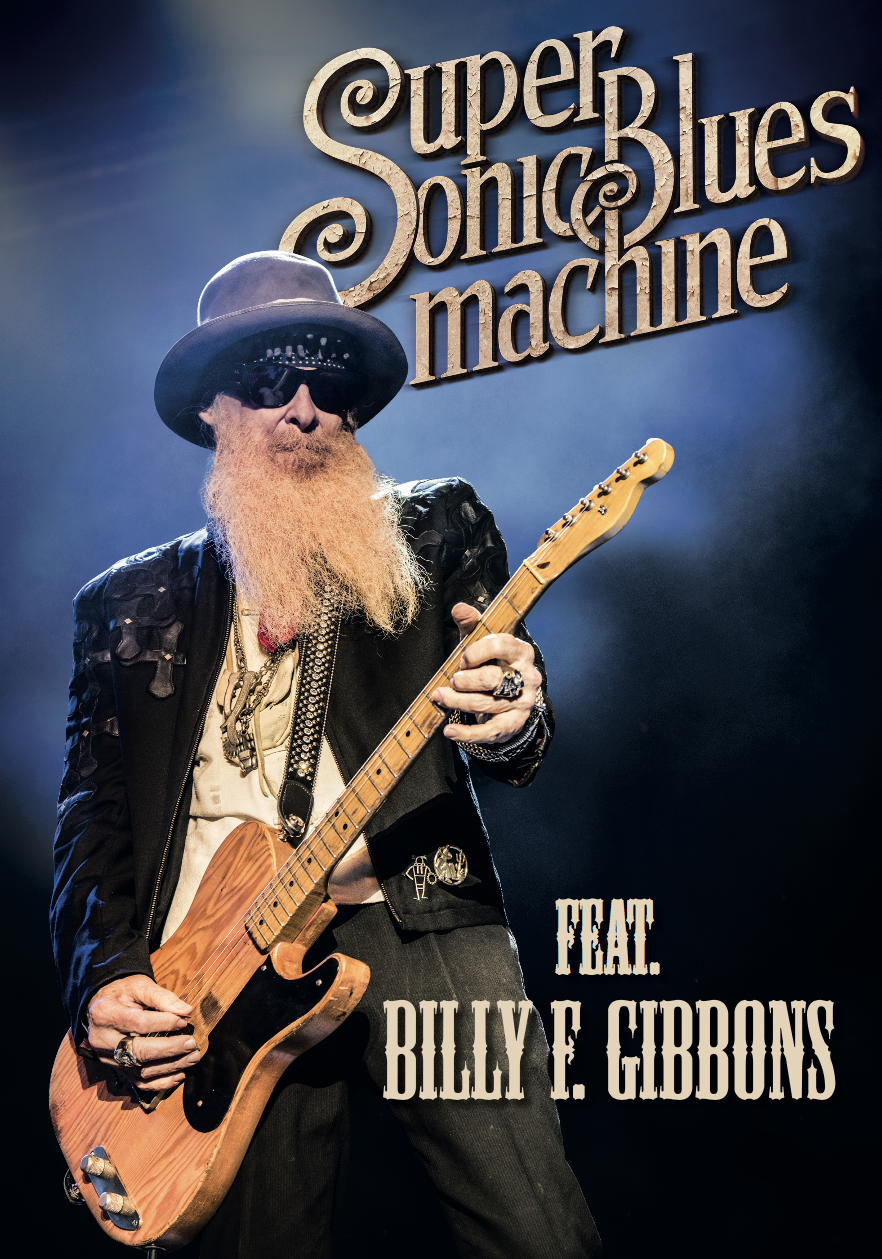 SUPERSONIC BLUES MACHINE Feat. BILLY F. GIBBONS